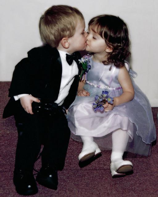 Устами младенца, или детские мысли о любви.