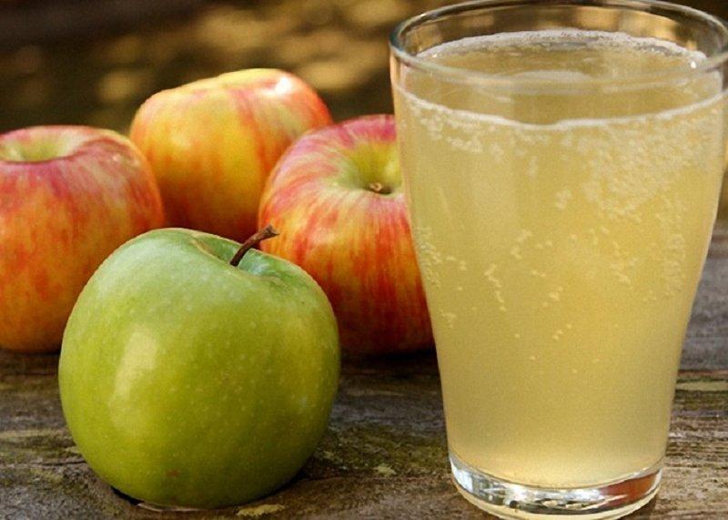 Яблочный квас квас, напитки, напиток, полезное, продукты брожения, своими руками