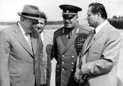 Андропов и Макаренко