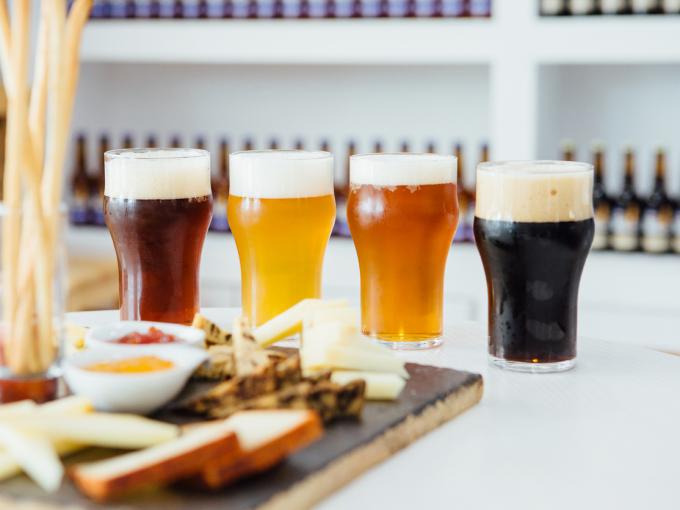 Как подобрать пиво к блюду: …