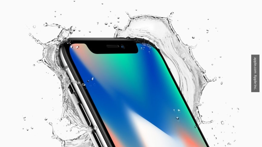 В Apple подали в суд за завышение  характеристик iPhone X