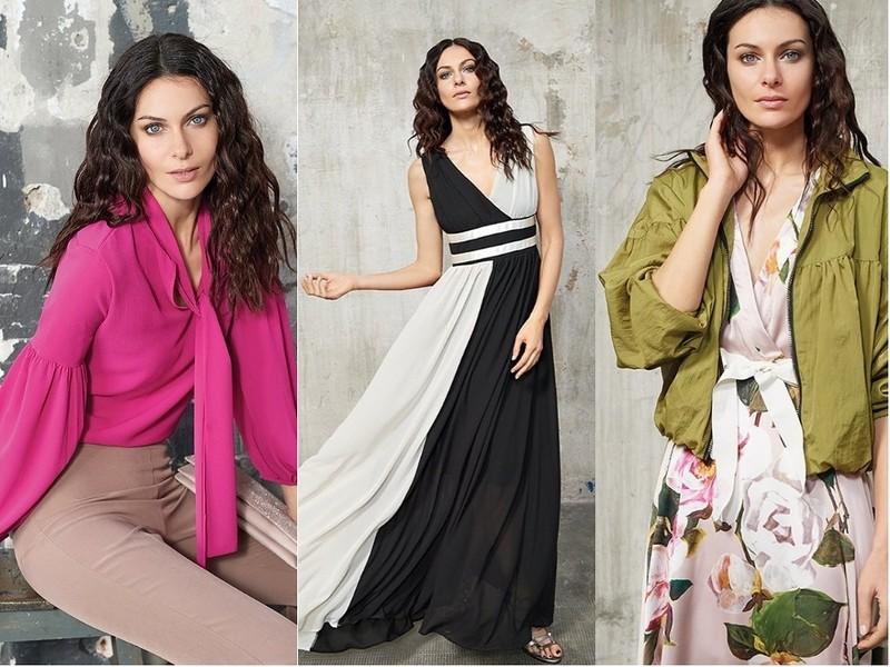 Коллекция модной одежды Rinascimento весна-лето 2018