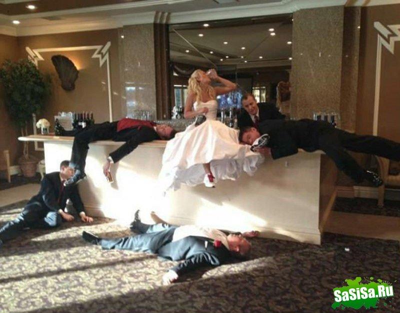 Любовь  закончилась  на свадьбе.