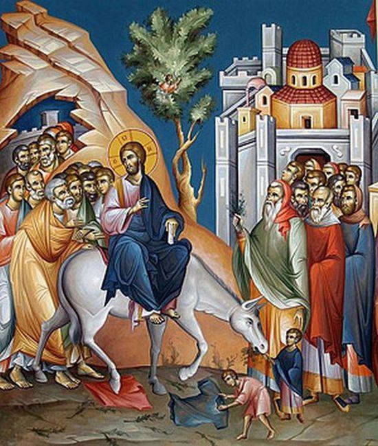 верба лазарева суббота вербное воскресенье