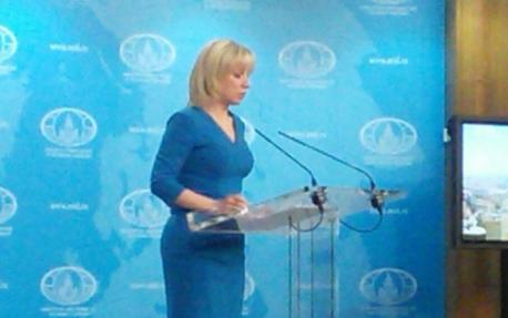 Россия посоветовала Украине добровольно освободить захваченных российских рыбаков