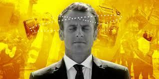 «Желтые жилеты» обрушили рейтинг Макрона