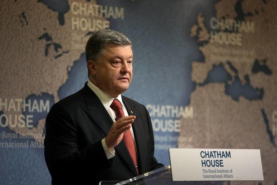 Порошенко против России. Но Гаага иск Украины не поддержала