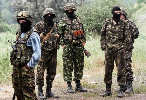 Запаниковавшие украинские военные атаковали в Донбассе своих сослуживцев