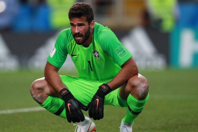 «Ливерпуль» и «Рома» согласовали трансфер вратаря сборной Бразилии Алиcсона