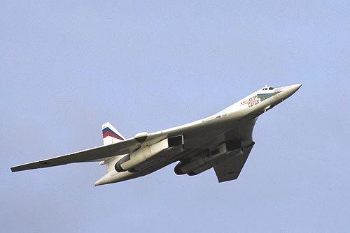 Ту-160. Фото: Википедия