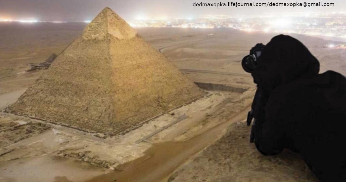 15 незаконно сделанных фотографий памятников, которые видели все, но не под таким углом