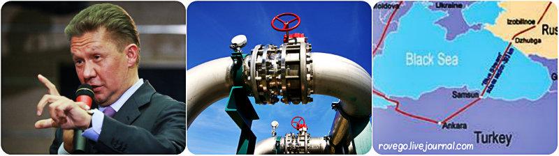 Россия останавливает транзит газа в Европу через Украину