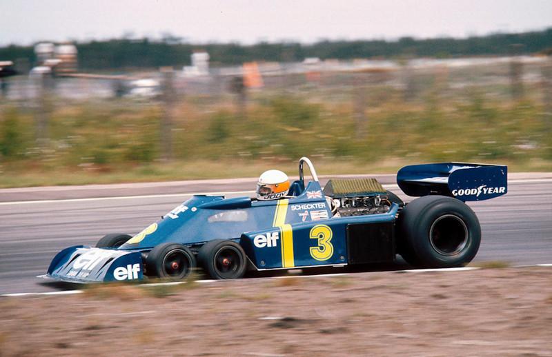 Победы удивительных автомобилей в Формуле-1