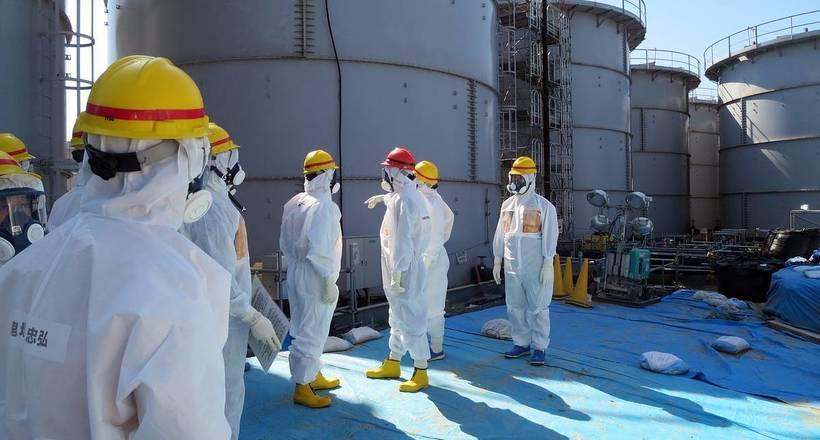 Скоро закончится место для хранения радиоактивной воды на АЭС «Фукусима»