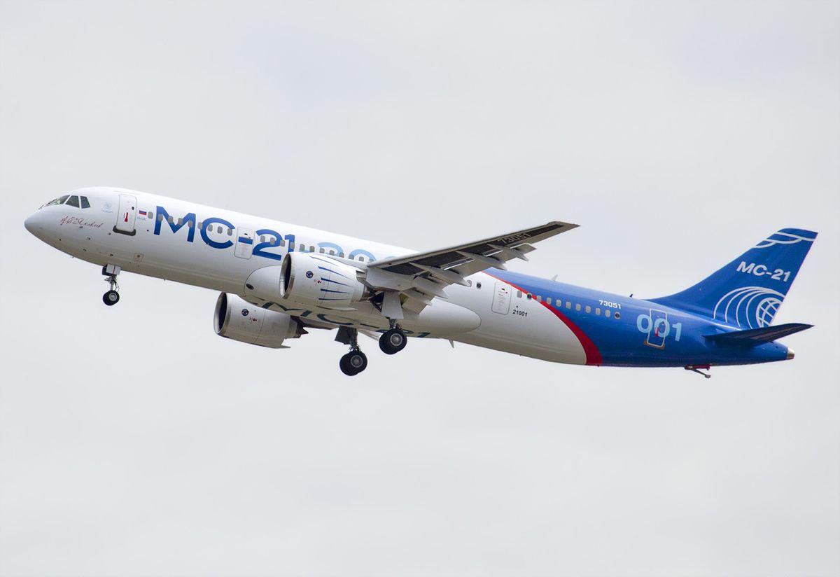 РФ может создать в Индонезии центр по обслуживанию самолетов МС-21