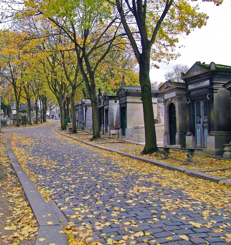 Кладбище Пер-Лашез, Франция