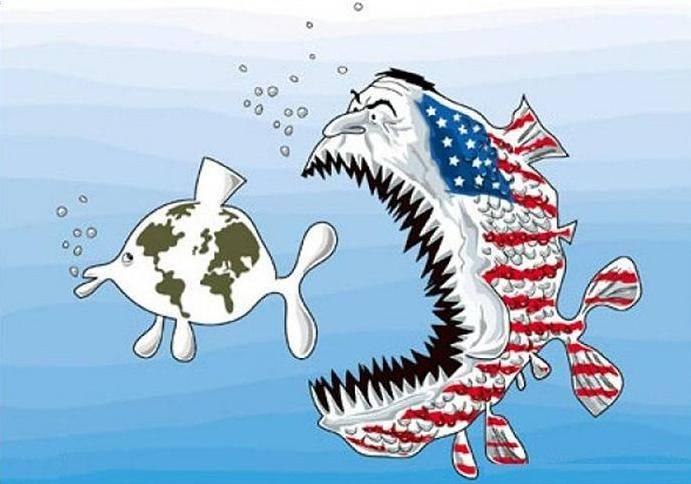 Животное, терроризирующее планету