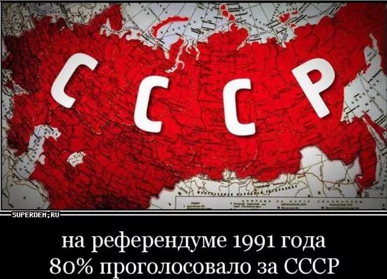Почему никто не шевельнул пальцем для спасения СССР?