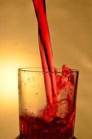 Спиртные напитки. Коктейль «Душа гибискуса»