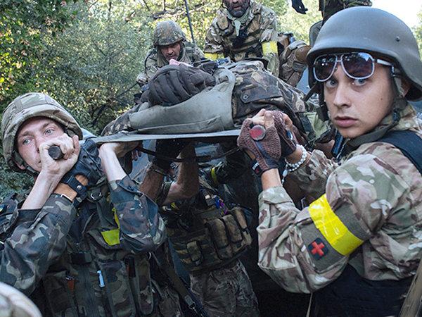 Украинская армия потеряла на…
