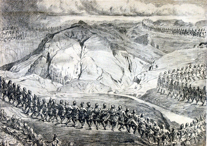 Скифские и аланские имена монгольских ханов
