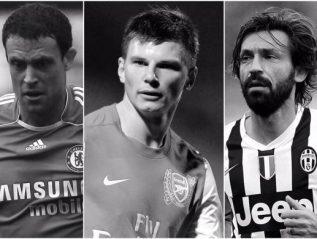 Аршавин, Пирло и еще 7 футболистов, которым женщины портят жизнь