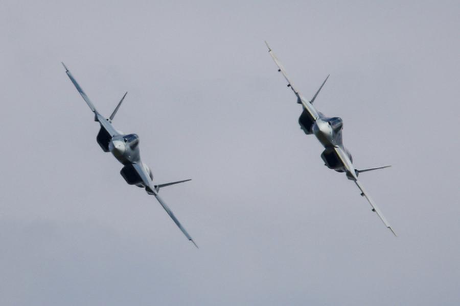 В Сирии произошел конфликт между истребителями США и Су-25 РФ