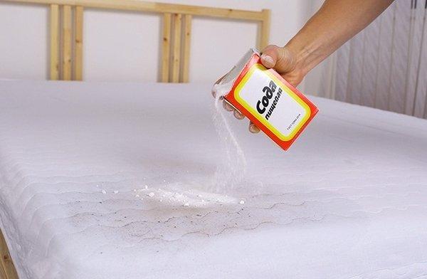 Как очистить матрас? Самые э…