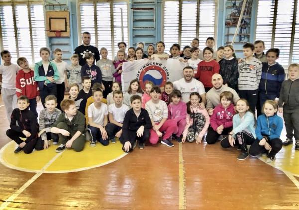 В севастопольской школе прош…