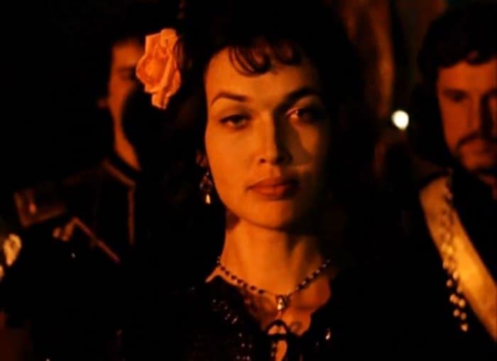 Актриса в *Маленьких трагедиях*, 1979 | Фото: kino-teatr.ru