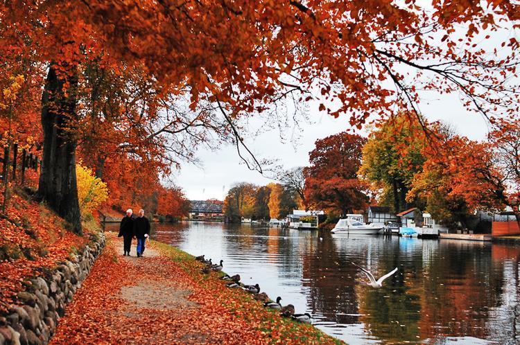 5 идей, куда поехать осенью, если вам не хватило лета