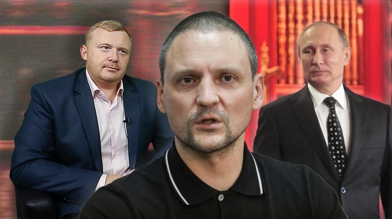 """""""Левый фронт"""" потребовал у президента допустить Ищенко до выборов губернатора Приморья"""