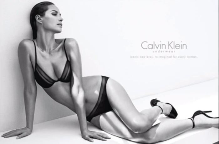 Кристи Тарлингтон (Christy Turlington). Возраст: 44 года. Компания: Calvin Klein Underwear.