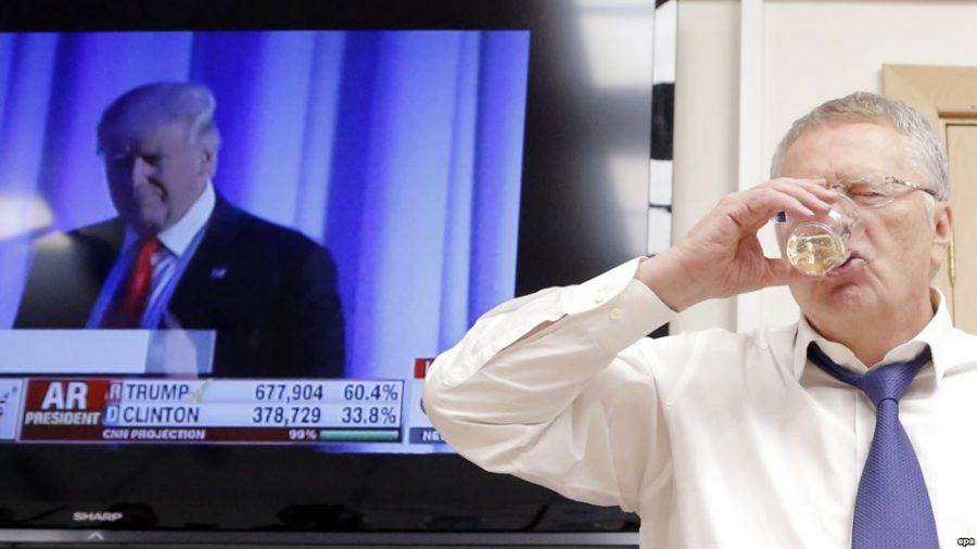 Жириновский сам «выдал» вмешательство русских хакеров в выборы США