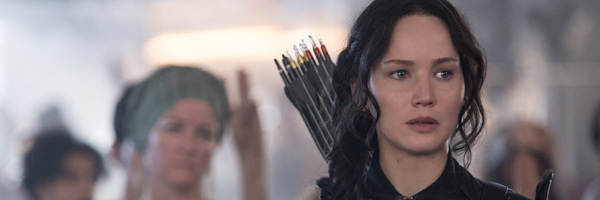 "THE HUNGER GAMES: MOCKINGJAY – PART 1 Teaser Takes Katniss Back to District 12 Ruins to ""Make It Personal"""