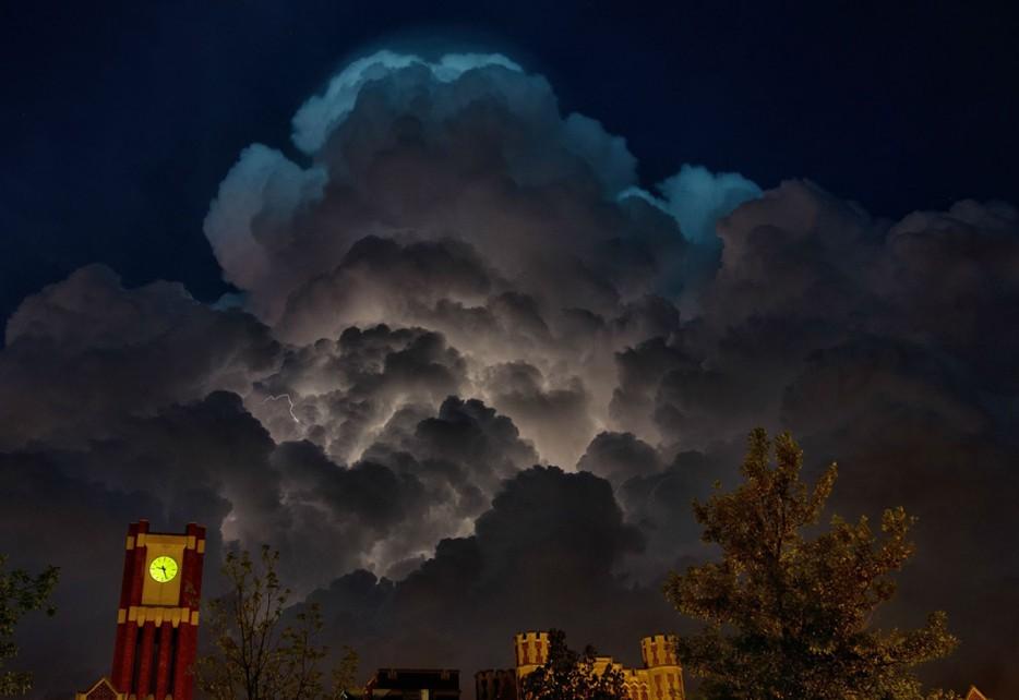 Thunderstorms19 35 belas fotos que demonstram o poder ea beleza dos elementos