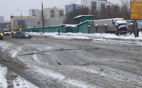 Это провал: очередное ЧП на дороге в Москве