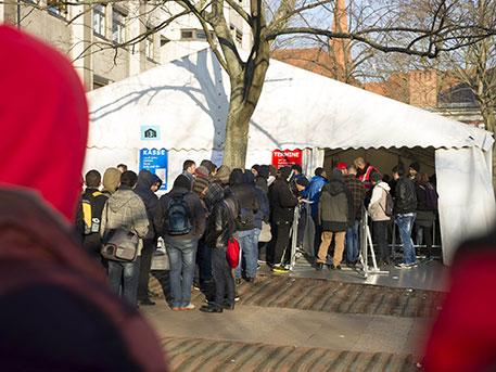 Мы гости Меркель – беженцы отказались работать в ФРГ