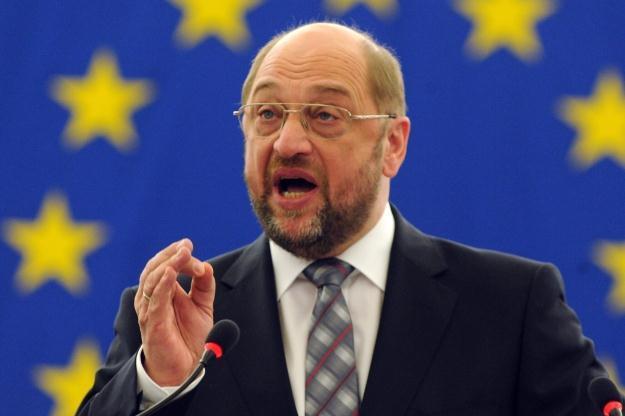 Бывший глава Европарламента будет соперничать с Меркель на парламентских выборах
