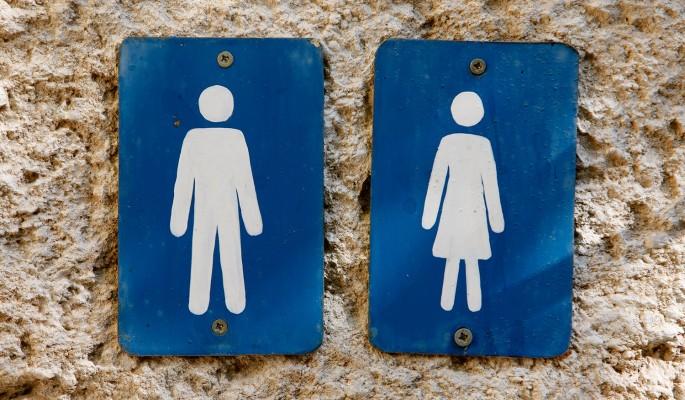 Труп девушки нашли через три дня в туалете магазина