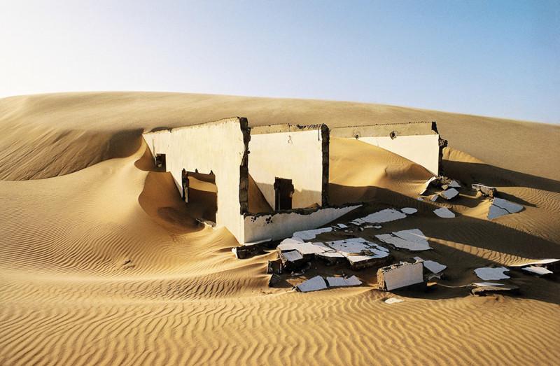 18 потрясающе красивых заброшенных мест со всего света