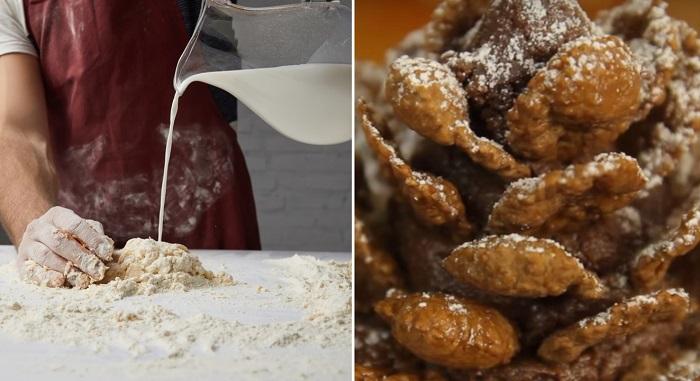 Инструкция по приготовлению новогоднего печенья
