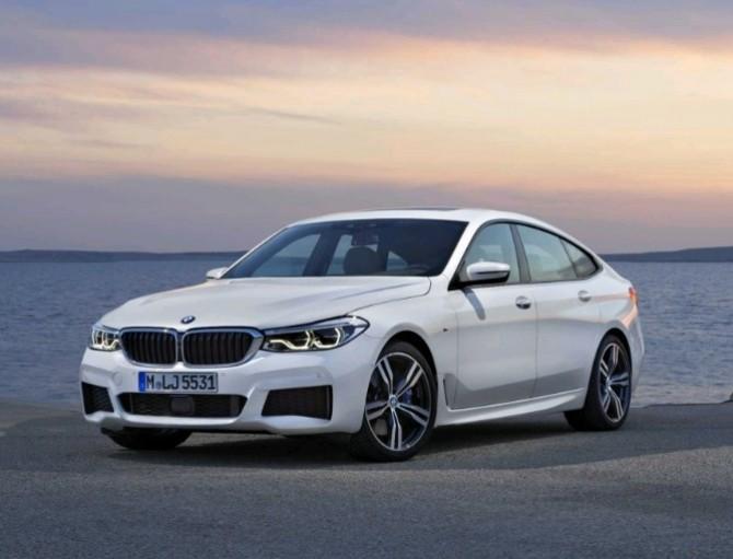 Новый BMW 6 серии GT вышел на российский рынок