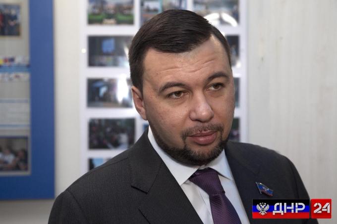 Пушилин рассказал об объединении ДНР и ЛНР