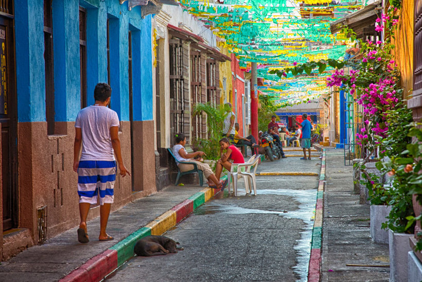 Как выглядят улицы в 30 разных городах по всему миру