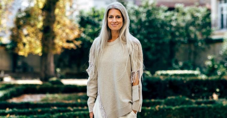 Стиль директора раздела моды британского Vogue Сары Харрис