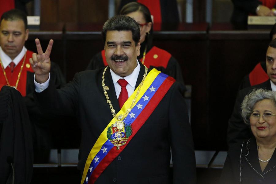Конечно, в Венесуэле Россия поддержала Мадуро