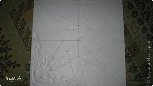 Мастер-класс Поделка изделие Новый год Моделирование конструирование Быстрое эффектное яркое украшение для Нового года Пенопласт фото 2