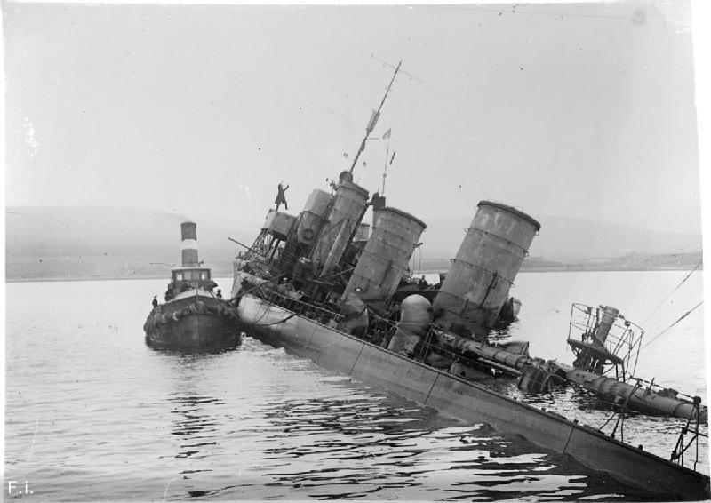 Хозяин затонувшего флота