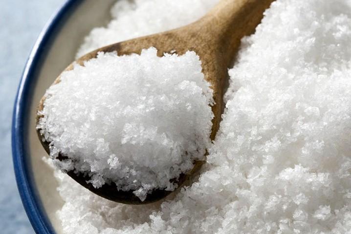 стирка тюли с солью